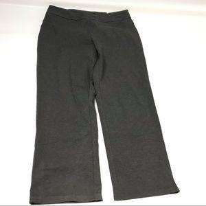 Ashley Stewart The Straight Womens Dress Pants 18R